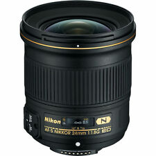 Nikon Af-s Nikkor 24mm F1.8g Ed Lens
