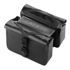 Cateye Cycling Frame Bag Mountain Bike Bag Full Waterproof Double-Capacity Black