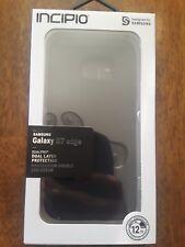 Incipio Samsung Galaxy S7 edge Case, DualPro Shockproof Hybrid, New
