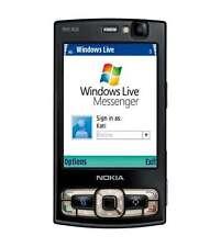 Original Nokia N95 8GB Negro 3G Wifi 5MP GPS desbloqueado teléfono celular envío gratis