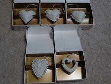 New listing 5 Margaret Furlong Heart Ornaments 1996-2000