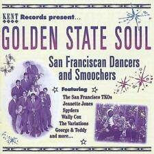 GOLDEN STATE SOUL Various NEW & SEALED NORTHERN SOUL CD (KENT) 60S R&B