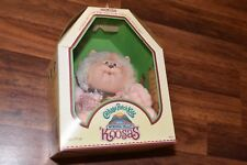Vintage Koosas Cabbage Patch Kids 1984 New Sealed In Box Coleco 4600 cat doll