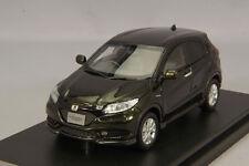 1/43 Hi-Story Honda Vezel Hybrid X 2013 Misty Green Pearl HS186GR