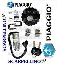 KIT SERRATURE PER PIAGGIO PORTER 1300 cc PIANALE -KIT LOCK- PIAGGIO 658995