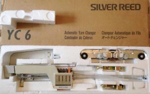 New Silver Reed YC6 Color Changer for SK280 SK360 SK580 SK740 SK840 SK270 SK830