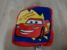 Youth Boys Disney Cars Fold Up Pillow Toy Lightning McQueen