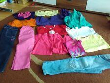 Mädchen  Bekleidung  Packet, große  98-104