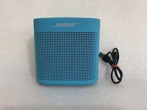 BOSE SoundLink Color II Portable Bluetooth Wireless Speaker Blue
