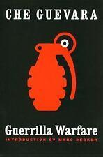 Guerrilla Warfare by Ernesto Che Guevara (1998, Paperback)