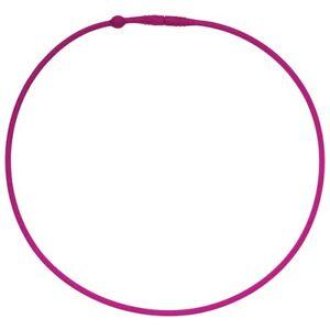 Magnetix Silikon Halskette 4661i Fuchsia Ionenkette Vitlaix (M,XL) Magnetschmuck