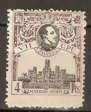 1920 CONGRESO DE LA UPU EDIFIL 308*