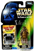 Kenner Star Wars POTF Power of the ForceZUCKUSS Action Figure NIB d712