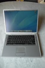 Apple Powerbook G4 550 Mhz collector