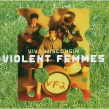 Violent Femmes - Viva Wisconsin + Bonus Track CD NEU