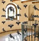 MagiDeal Funny 36Pcs Halloween Home Restaurant Ceiling Window Party Decor Ora