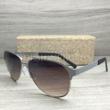 93e9cf67ed ROYFIRE New York 15RYF01201 Sunglasses Dove Grey Brown Authentic 51mm