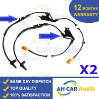 02-12 Front-ABS103 ABS Reluctor Ring+ABS Sensor For Land Range Rover L322 Mk3