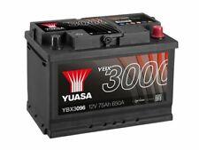 YUASA 12v Type 067 Car Battery  - EB740 YBX3096 4 year warranty