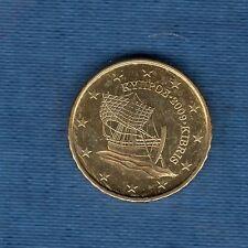 Chypre - 2009 - 10 centimes d'euro - Pièce neuve de rouleau -