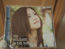 Used_CD HOLIDAYS IN THE SUN YUI FREE SHIPPING FROM JAPAN BH10