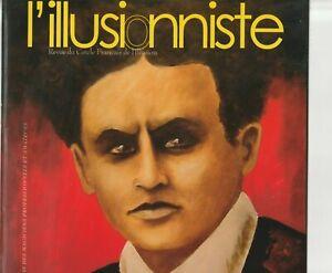 l'Illusioniste # 377 Septembre 2011 Revue du Cercle Francais del l'Illusion