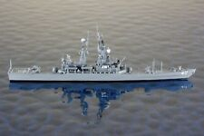 USS Mississippi CGN 40  Hersteller WDS K LIZ 91  , 1:1250 Schiffsmodell