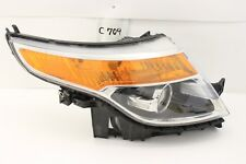 OEM HEADLIGHT HEAD LIGHT LAMP HEADLAMP XENON HID 11-15 FORD EXPLORER chip mount