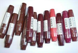 12 x  Revlon Kiss Cushion Lip Tint  Bulk Lot Assorted Shades