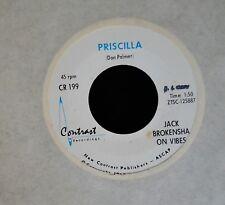 Jack Brokensha On Vibes Contrast 199 Priscilla and Twistrist