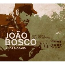 JOAO BOSCO - SENHORAS DO AMAZONAS  CD NEW+
