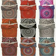 Duvet Cover Bohemian New Mandala Quilt Cover Hippie pillow Blanket Doona Cover