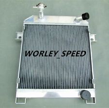Aluminum Radiator For JAGUAR MK2 MT 1959 1960 1961 1962 1963 1964 1965 1966 1967