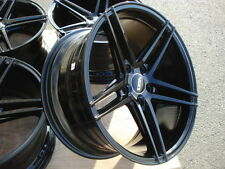 18 350z 370z G35 G37 Supra Ford Mustang GT Cobra Saleen 5.0 Staggered Rims Wheel