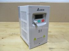 Delta Inverter VFD004S21A AC Variable Frequency Drive S1 0.5HP 240V 1 Phase