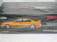 Biante 1/18 Ford Falcon FPV BF GT Octane Orange Ltd Ed of 228 Resin #br18309b
