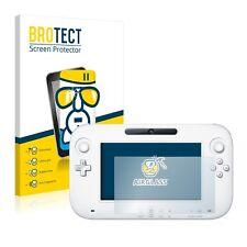 Nintendo Wii U GamePad (Controller) Schutzpanzer Glasfolie 9H Panzerfolie