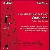 Mendelssohn: Oratorien - Paulus / Elias / Christus,  CD | 4009350830219 | New