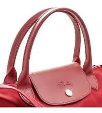 Longchamp Le Pliage Neo Top-Handle Tote Bag (Maroon)