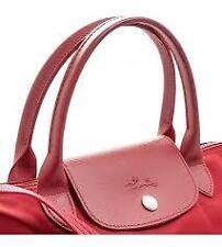 Longchamp Le Pliage Neo Top-Handle Tote Bag (Maroon)