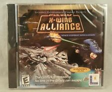 Star Wars: X-Wing Alliance (PC, 1999 2000) PC CD-ROM Game FACTORY SEALED