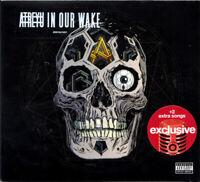 ATREYU In Our Wake TARGET EXCLUSIVE CD w/ 2 Bonus Tracks SEALED NEW Limited 2018