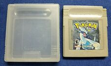 Nintendo Game Boy POKEMON SILVER VERSION GAME TESTED AND WORKS + *BONUS*