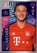 Champions League 19 20 2019 2020 Sticker 91 Thiago Alcantara FC Bayern München
