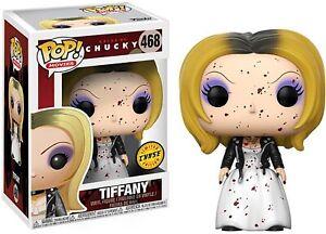 Funko Pop Movies Horror #468: Tiffany Bloody Chase Bride Of Chucky Vinyl Figure