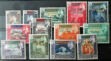 K4 - SOUTH ARABIA STATE OF SEIYUN 1968 COMP.SET OF 13  MNH ON STK-CARD.