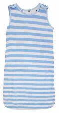 Baby Sleeping Pod Blue Stripes  12-18 Months