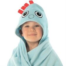 In The Night Garden Iggle Piggle  Hooded Towel 100 % cotton