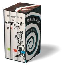 Die Känguru-Trilogie von Marc-Uwe Kling (2015, Gebundene Ausgabe)