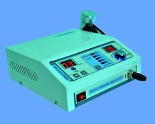 New Portable Chiropractic Ultrasound 1 Mhz Therapeutic Deep Heat Treatment Unit